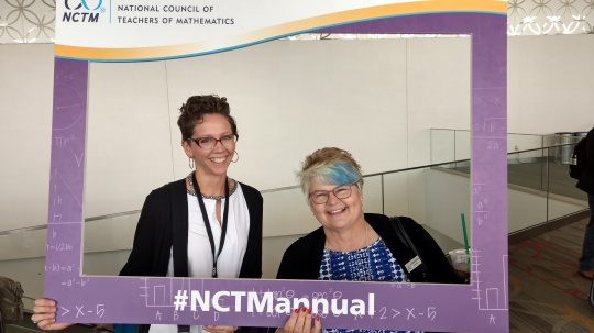National Council of Teachers of Mathematics Members